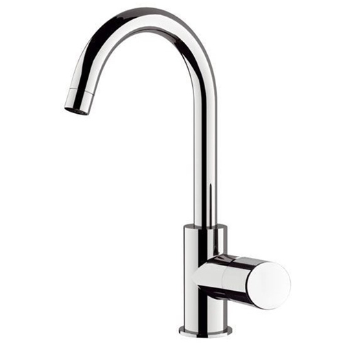 Single lever sink mixer shiny chrome<br>AN: FU618CR