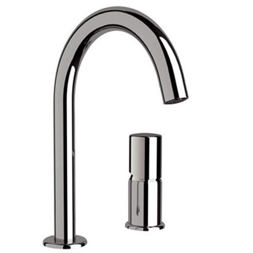 2-holes single lever washbasin mixer shiny chrome<br>AN: FU655CR
