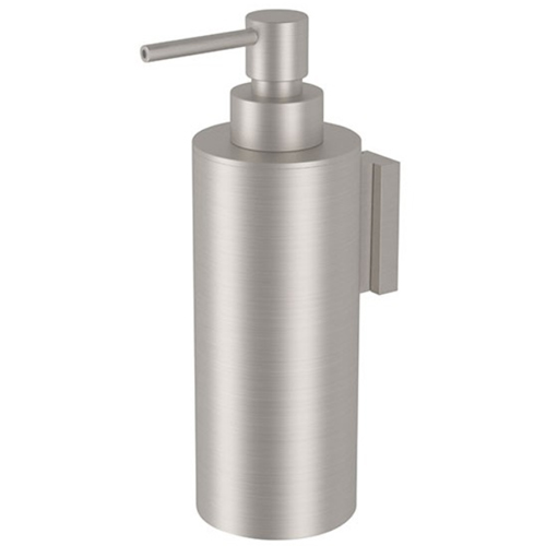 Wall mounted liquid soap dispenser entirely produced in stainless steel<br>AN: SSTXDI954