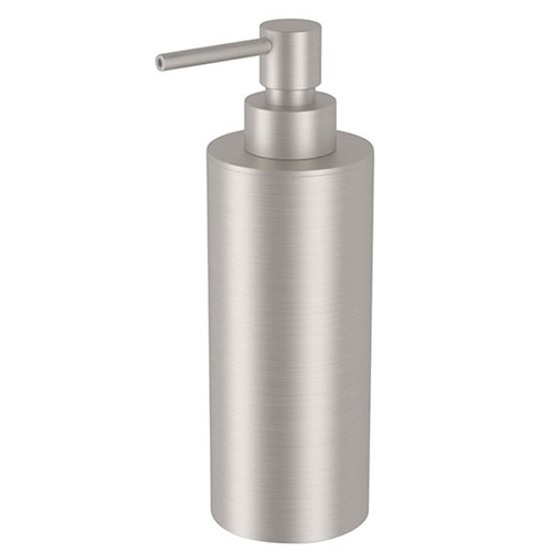 Liquid soap dispenser entirely produced in stainless steel<br>AN: SSTXDIA954