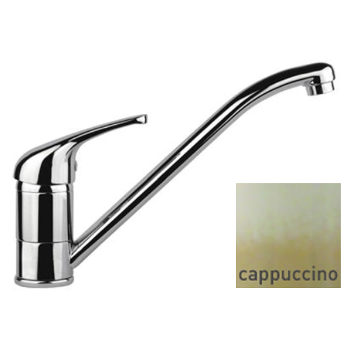 Low pressure single lever sink mixer cappuccino / chrome,<br>AN: 39CC4090