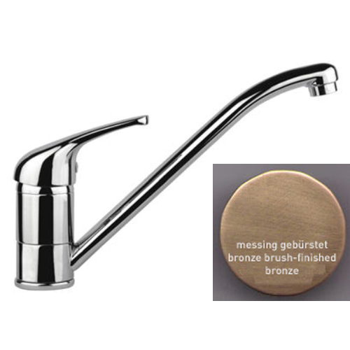 Single lever sink mixer bronze brush-finished,<br>AN: 39ZZ4110