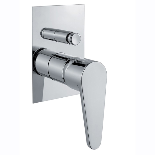 Single lever built-in mixer chrome with diverter for shower or bath,<br>AN: 88CR7517