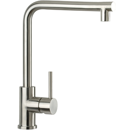 Stainless steel single lever sink mixer,<br>AN: 304N72