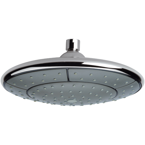 Round shower head chrome,<br>AN: 354DVX