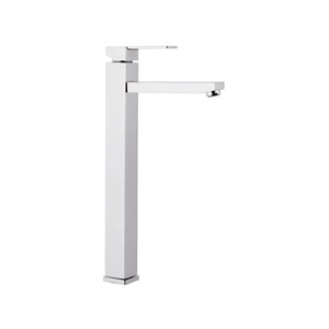 Extra high square single lever washbasin mixer chrome, <br>AN: Q11LXL