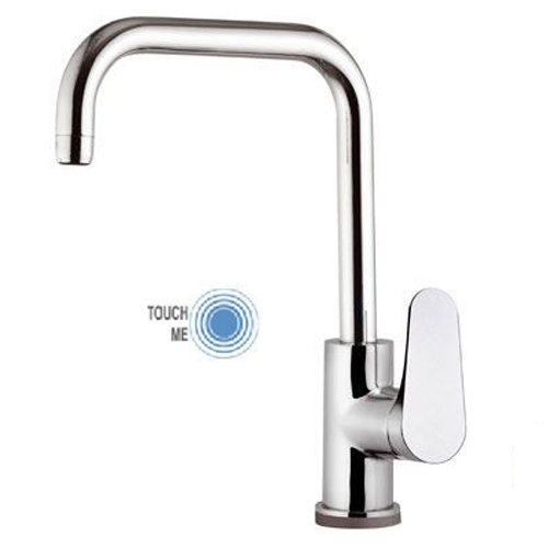 Sink mixer chrome with TOUCH-ME technology,<br>AN: LT72U