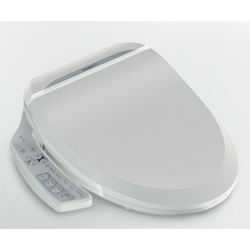 Electronic toilet seat with side control panel, UB-6210 Comfort