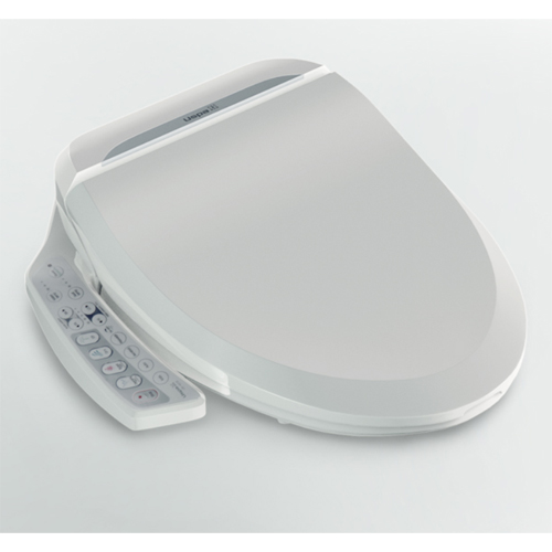 Electronic toilet seat with side control panel, UB-6235 Comfort