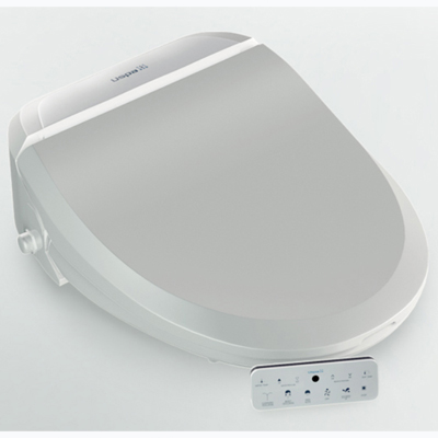 Electronic toilet seat with remote control, UB-7035R Comfort