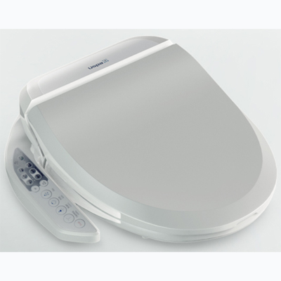 Electronic toilet seat with side control panel, UB-7235 Comfort