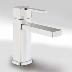 Single lever washbasin mixer chrome with pop-up waste,<br>AN: AA830101015