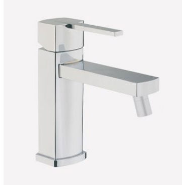 Single lever bidet mixer chrome with pop-up waste,<br>AN: AA840101015