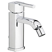 Single lever bidet mixer chrome with pop-up waste,<br>AN: AZ840101015