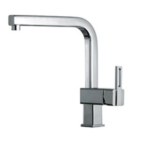 Single lever sink mixer chrome with swivel spout,<br>AN: DA920301015