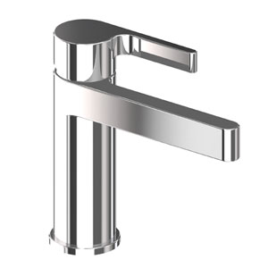 Single lever washbasin mixer chrome with pop-up waste, <br>AN: DR830101015