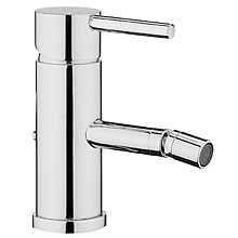Single lever bidet mixer chrome with pop-up waste,<br>AN: EL840101015