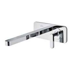 Built-in single lever mixer with spout 160 mm chrome,<br>AN: LV830606015