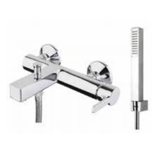 Single lever bathtub mixer chrome with shower set,<br> AN: MR850101015